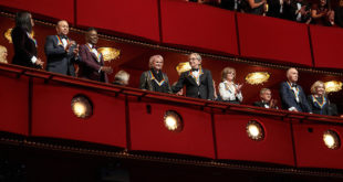 Amid Impeachment Drama, a Bipartisan Celebration of the Arts
