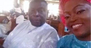 Celebrities, fans mourn Funke Akindele's dad – The Nation Newspaper
