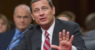 "Chief Justice Roberts Mutters ""Okay, Boomer"" At the High Court"