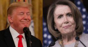 Trump Hammers 'Incompetent' Pelosi For Trying to Politicize Coronavirus