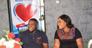 Couple Wins N1.5M Wedding Reception Sponsorship in TECNO Blue Valentine
