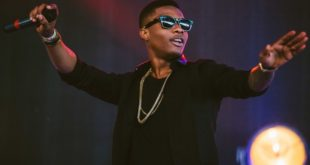 Wizkid Raises Fans' Expectations As He Announces 'Made In Lagos' Album Is Done