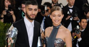 Singer Zayn Malik and partner Gigi Hadid welcome baby girl