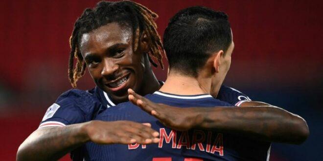 Di Maria brace in Rennes stroll keeps depleted PSG top
