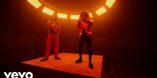 Wizkid and Burna Boy are 'gods of drip' in new strategically-timed video  for, 'Ginger' | Top naija News